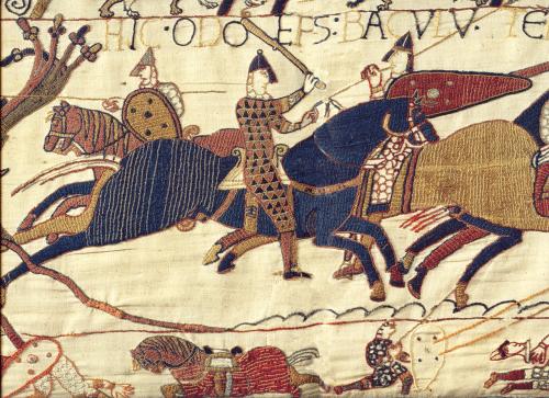 Tapijt van Bayeux - quiz Engels Klaslokaal