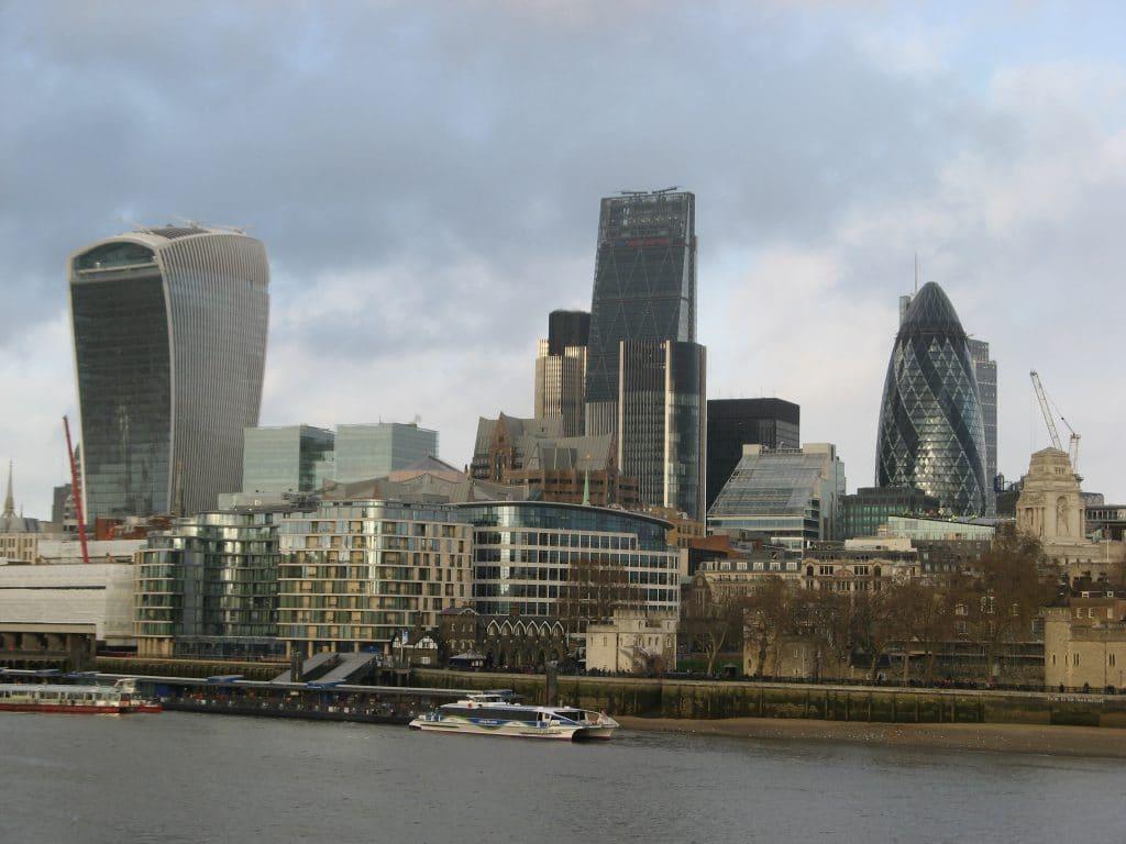 London City - English Classroom