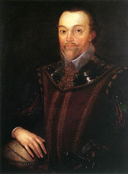 Sir Francis Drake - ontdekkingsreiziger - quiz Engels Klaslokaal