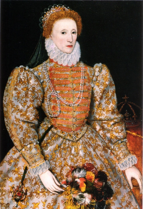 Queen Elisabeth I - The Virgin Queen - quiz Engels Klaslokaal