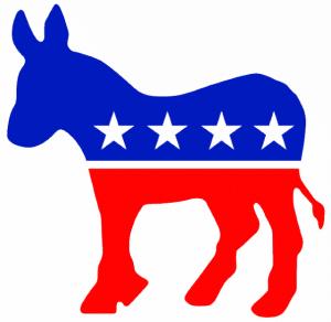 logo Democratische partij