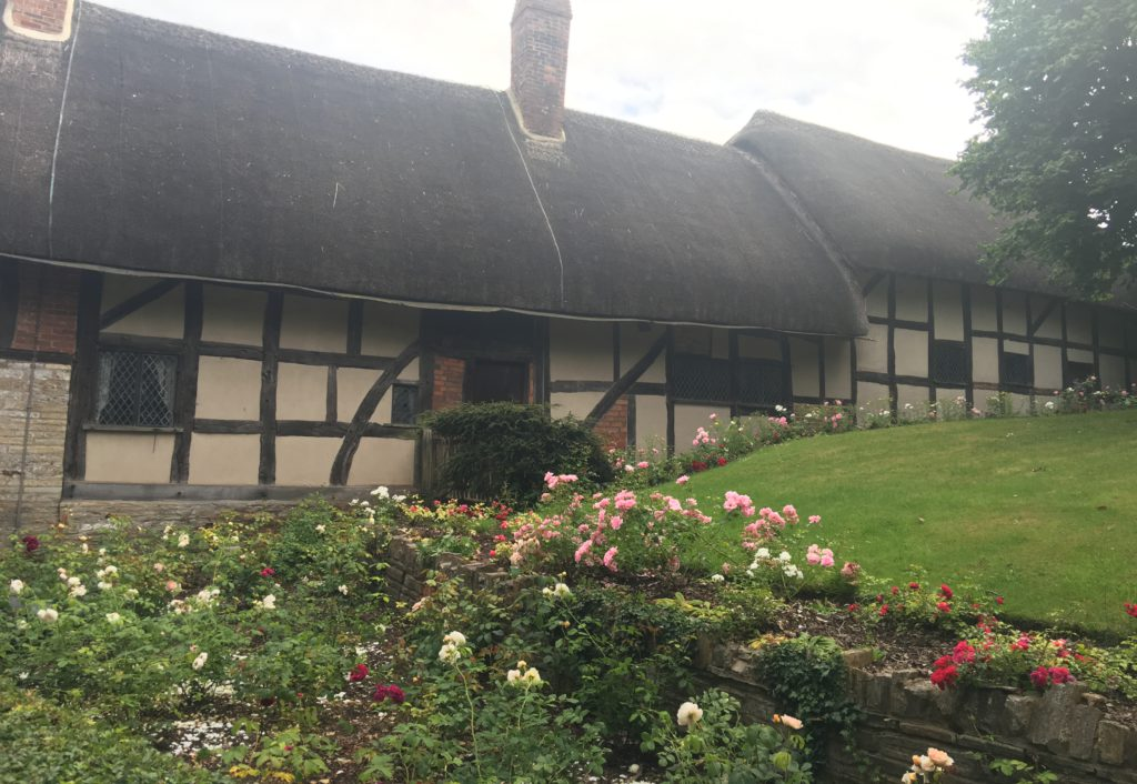Shakespeare's house - Engels Klalsokaal - English Classroom