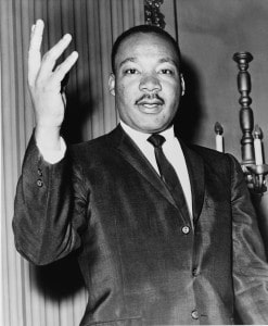 Martin Luther King, 1964 - vmbo quiz Engels Klaslokaal