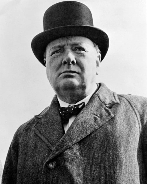 Sir Winston Churchill - quiz Engels Klaslokaal