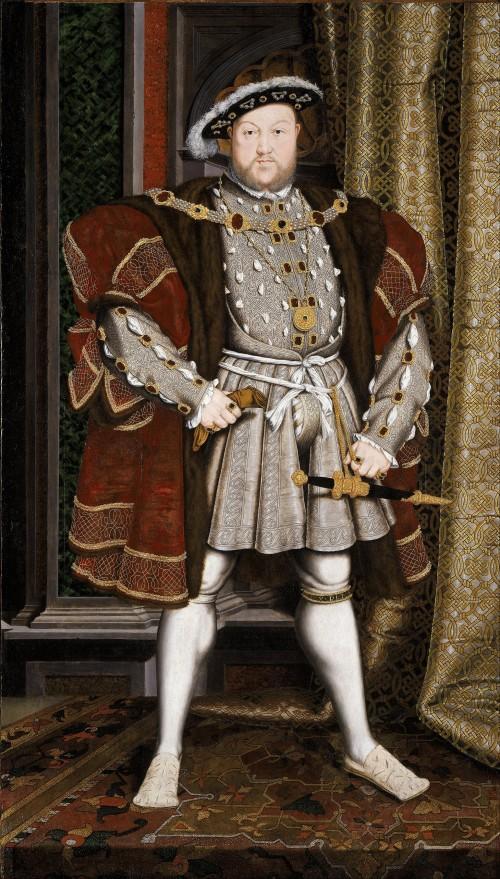 Henry VIII - Britse koning - quiz Engels Klaslokaal
