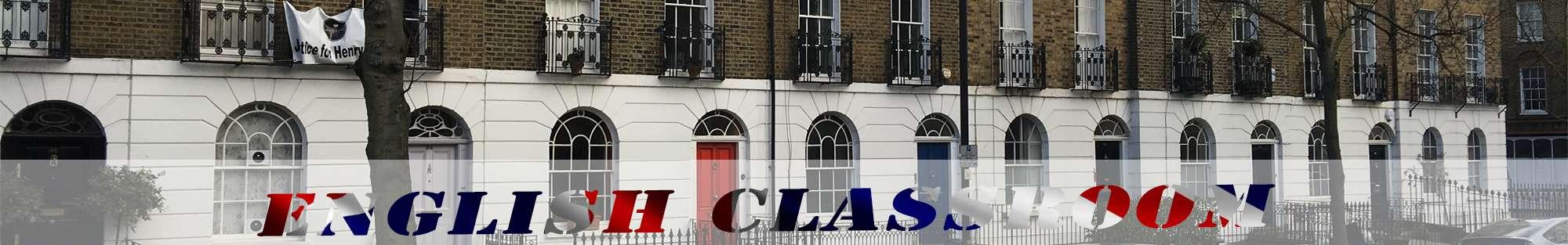 terraced houses header english classroom